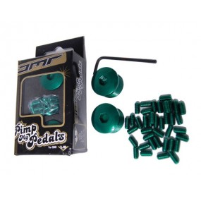 Комплект пинове и капачки за педали DMR