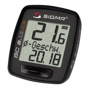 Вело компютър Sigma Sport BC 8.12 ATS - безжичен