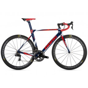 Велосипед Drag BlueBird Aero SR TE DA Di2 2018