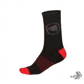 Чорапи Endura Thermolite® II (2 чифта)