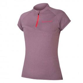 Дамска блуза с къс ръкав Endura Singletrack Lite