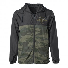 Crank Brothers Range Windbreaker Jacket