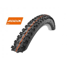 "Външна гума Schwalbe Hans Dampf Addix Evolution Soft 26x2.35"" - сгъваема"