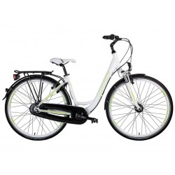 Drag City Hawk Nuvinci Bike 2015