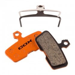 Cox DBP-02.66-R Resin Disc Brake Pads