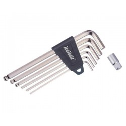 Ice Toolz 36Q1 Hex Wrench Set