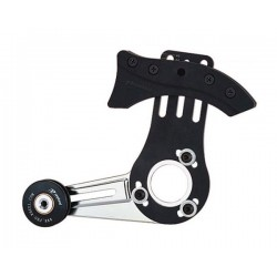 Chine guide Prowheel 36-46T Adjustable palte and roll