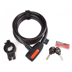 Cox Spiral Cable Lock 12/1500
