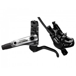 Shimano Deore BR-M615 Rear Hydraulic disk brake + BL-M615 Brake Lever