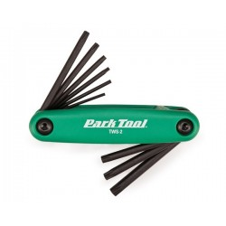 Park Tool TWS-2 Star-Shaped Wrench Set