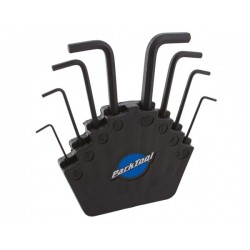 Park Tool HXS-2.2 Professional L-Shaped Hex Wrench Set