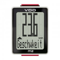 VDO M2 WR Bike Computer