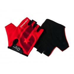 Drag Logo II Short Finger Gloves