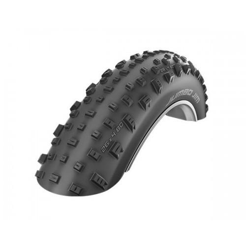"Schwalbe Jumbo Jim SnakeSkin 26x4.00"" Tire"