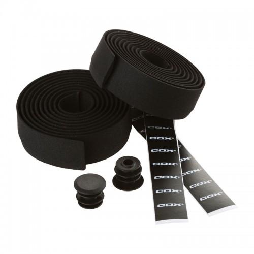 Handlebar tape COX Leggera Silicone 3mm black