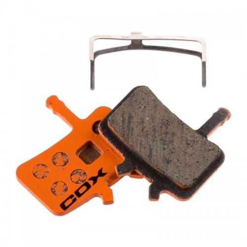 COX DBP-02.61-R Resin Disc Brake Pads