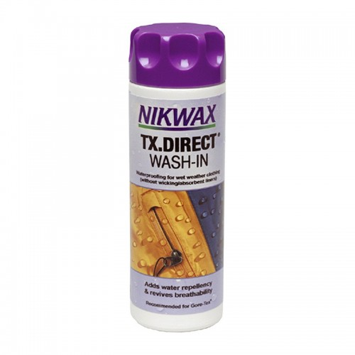 Nikwax TX.Direct  Wash-In Technical Clothing Wash