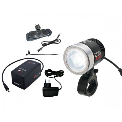 Sigma Sport Powerled Evo Pro Front Light