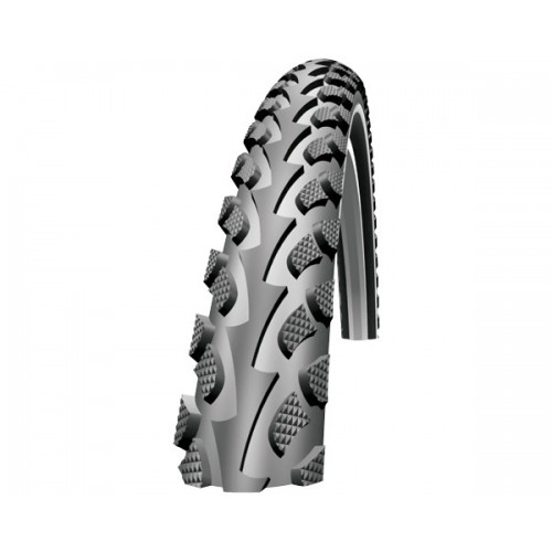 "Schwalbe Land Cruiser Kevlar Guard 26x1.75"" Tire"