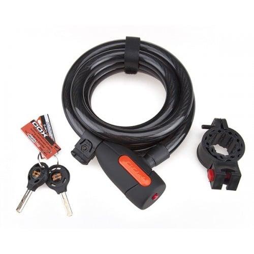 Bicycle locks Spiral COX 15mm key
