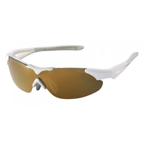 Sunglasses SH-S40RS white metallic