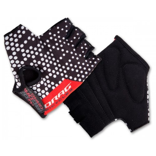 Drag Race II Short Finger Gloves