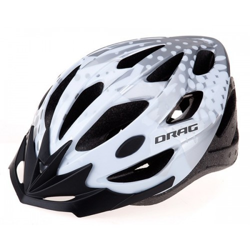 Drag Race II Bike Helmet