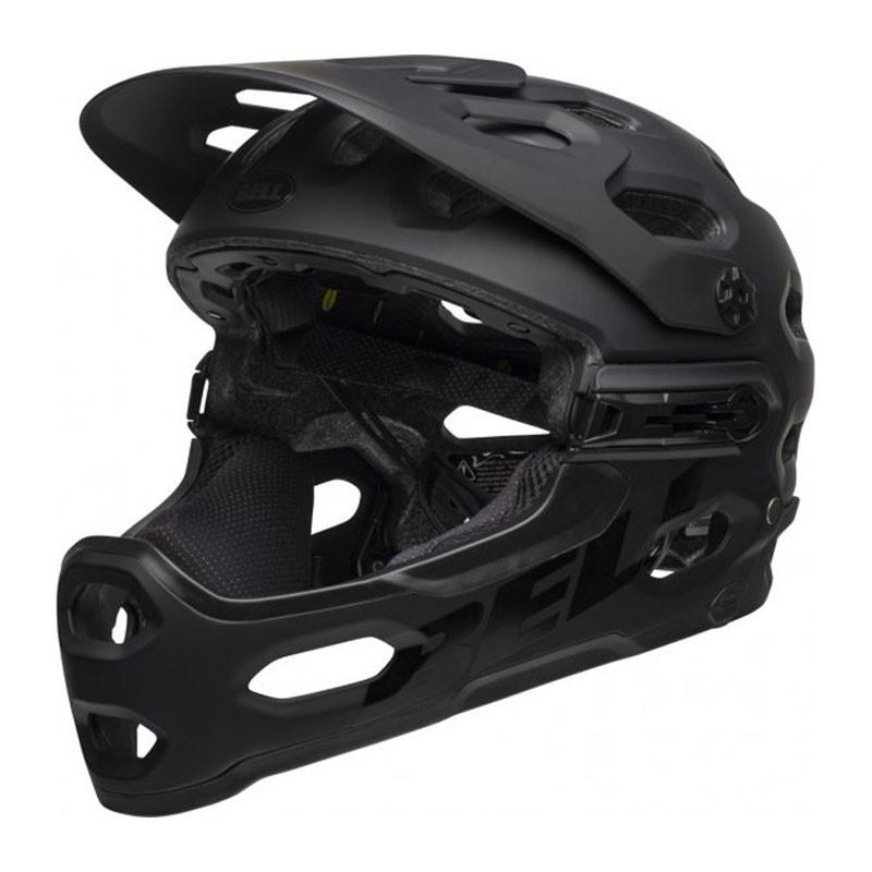 Bell Full Face Helmet >> Bell Super 3r Mips Full Face Helmet 2019