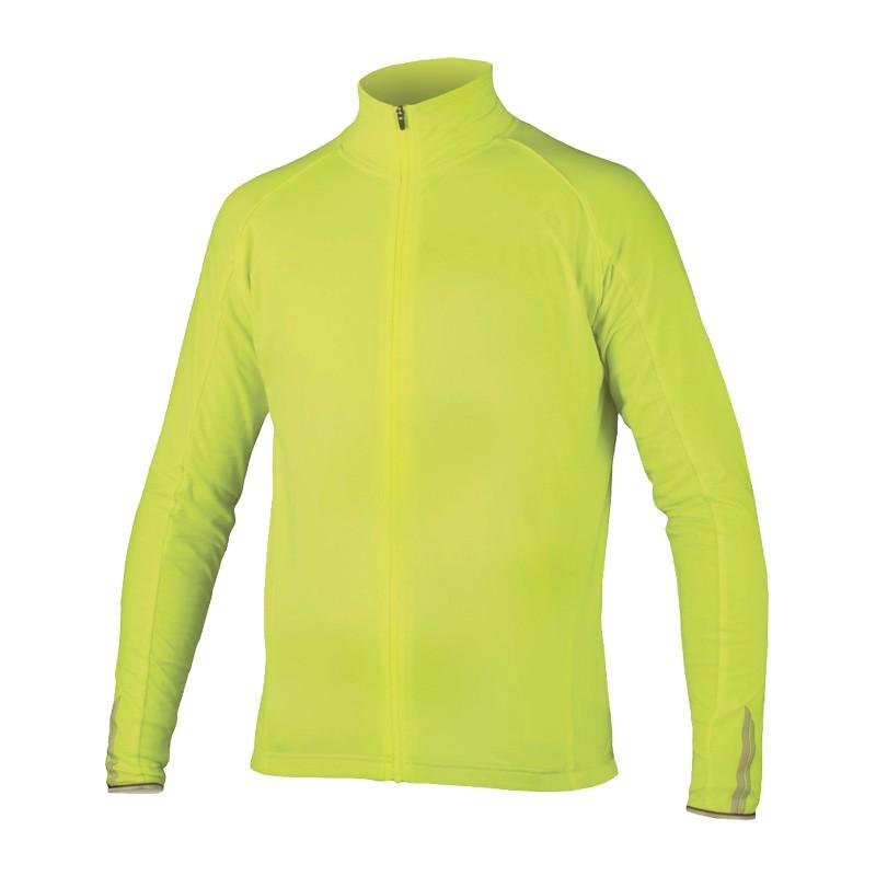 ... Endura xtract roubaix men s long sleeve jersey. зелен черен 014bf4d4b