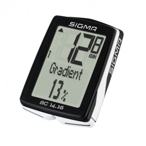 Sigma Sport BC 14.16 ALTI Bike Computer With Altimeter