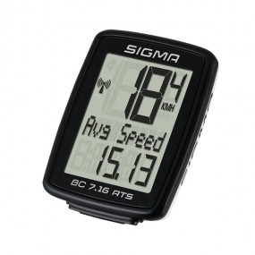 Sigma Sport BC 7.16 ATS Wireless Bike Computer