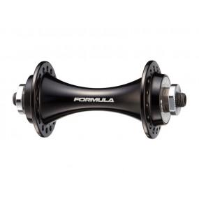 Hub front Formula DC20-FQR LW 32H disk black mate