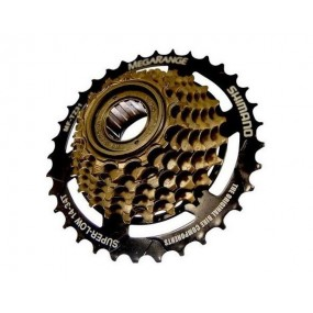 Cassette sprocket SH MF-TZ21 7 speed CP