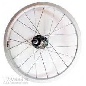 Rear wheel standart 20H S/A/HB03R/3/8 110x170CP