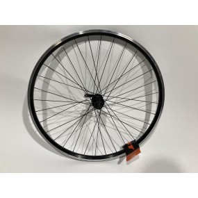 Rear wheel 27.5 AeroR14 32H B/A CNC KT-AZER black black spokes