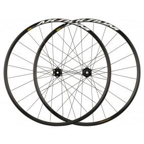 Wheel set 28 Mavic AKSIUM DISC INTL 9mm