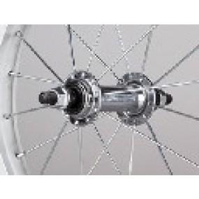 Front wheel 20 standart HB03 F/3/8x28Hx100x140 CP