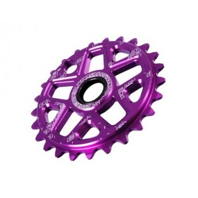 Chainring BMX DMR Spin 25T gray