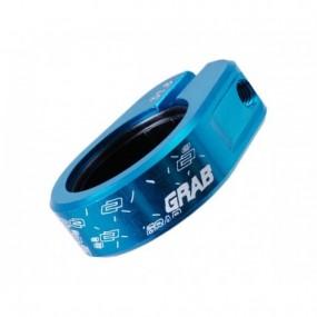 Seatpost clamp DMR Grab 31.8 blue