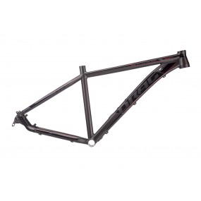 Frame 29 Hardy TE 21 black red