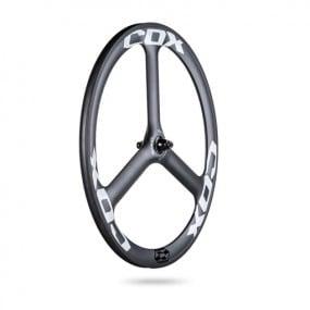 Front Wheel 28 COX 3 WING Tubular TT Road pack
