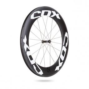 Front Wheel 28 COX Strato 60 Tubular Disc 24H