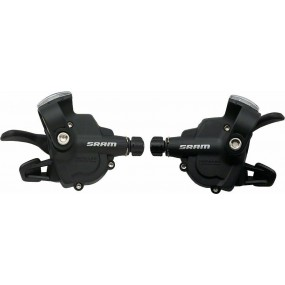 Shift lever set Sram X-3 Trigger 3x7speed