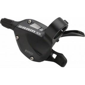Shift lever left Sram X-5 Trigger 3speed