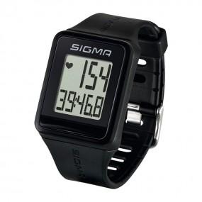 Heart rate monitor Sigma iD. Go Sigma black