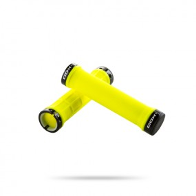 Handlebar grip COX Matrix XL DC Grip 139mm neon