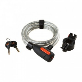 Bicycle locks Spiral COX Daily 12x1500