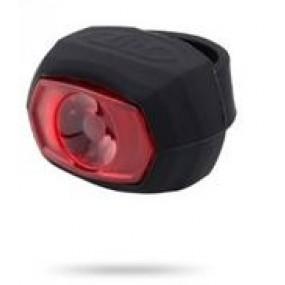 Tail light RideFIT Steady Silicon 7 USB black