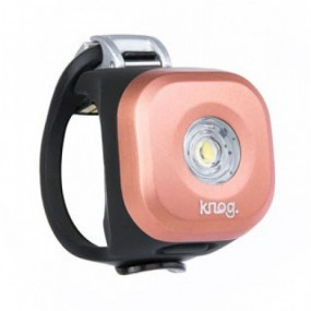 Head light Knog Mini Dot pink