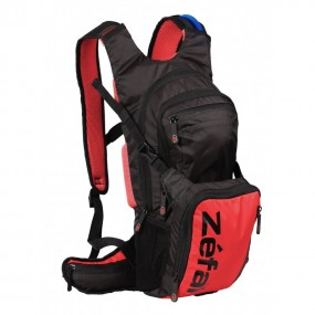Backpack Zefal Z-Hydro Enduro with container